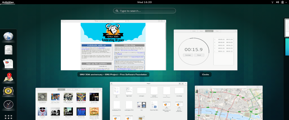 GNOME 3.10 is out!