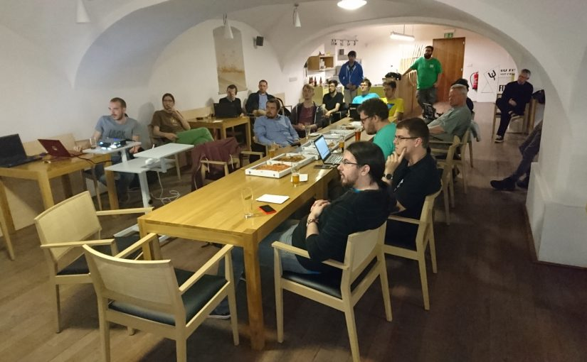 First Linux Desktop Meetup in Brno, CZ